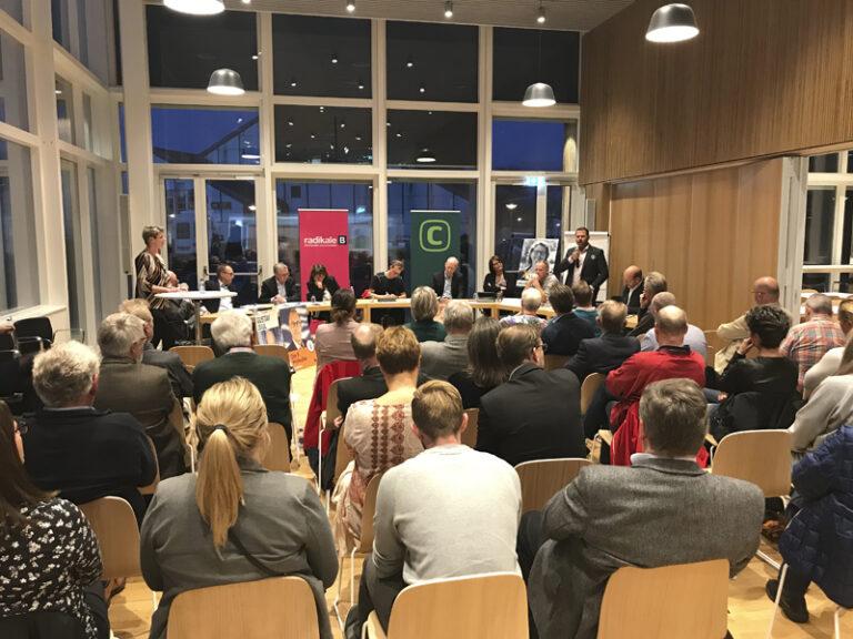 Hvordan skal erhvervslivet udvikle sig i Furesø?